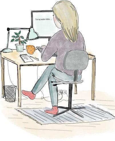Forfatteren Nynne Sommer